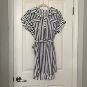 Spoiled Rottten Boutique Striped Dress
